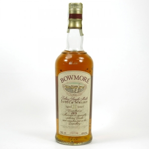 Bowmore 1973 21 Year Old