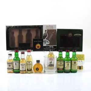 Miscellaneous Whisky Gift Packs 8 x 5cl
