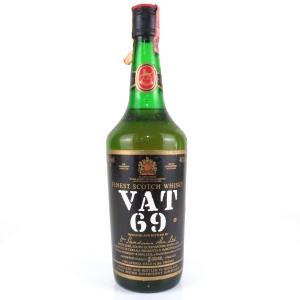 Vat 69 1980s