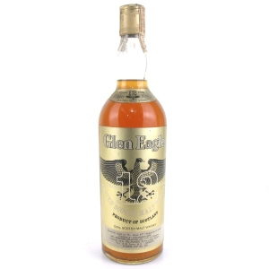 Glen Eagle 12 Year Old Scotch Whisky 1970s