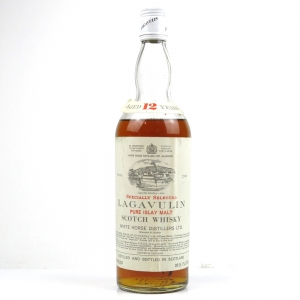 Lagavulin 12 Year Old 1970s