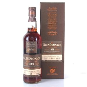 Glendronach 1990 Single Cask 20 Year Old #2268