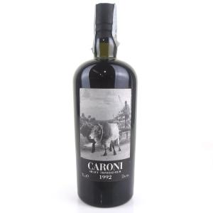 Caroni 1992 18 Year Old Heavy Trinidad Rum