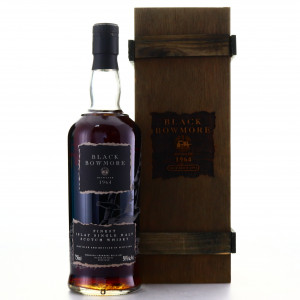 Bowmore 1964 Black Bowmore 30 Year Old 2nd Edition 75cl