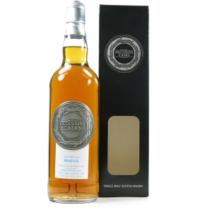 Braeval 1997 Exclusive Casks 14 Year Old PX Finish