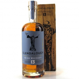 Glendalough 13 Year Old Irish Whisky / Mizunara Finish
