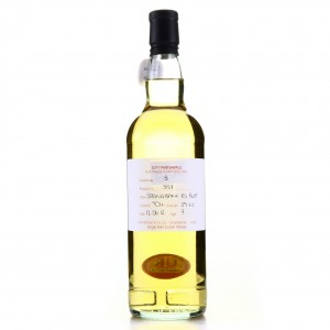 Springbank 2012 Duty Paid Sample 7 Year Old / Refill Sherry Butt