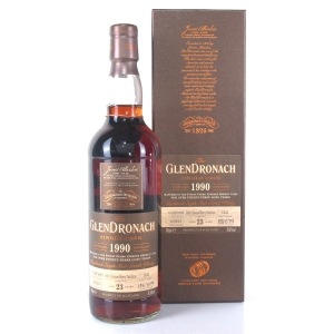 Glendronach 1990 Single Cask 23 Year Old #1243