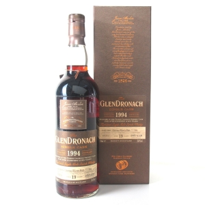 Glendronach 1994 Single Cask 19 Year Old #101