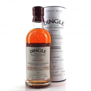 Dingle Irish Malt Whiskey / Port and Bourbon