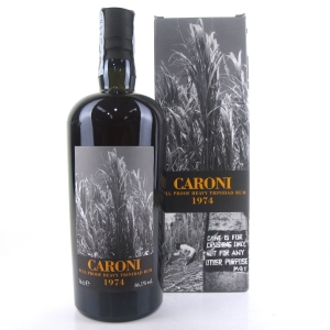 Caroni 1974 Full Proof 34 Year Old Heavy Trinidad Rum