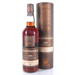 Glendronach 1995 Single Cask 18 Year Old #4039