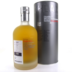 Bruichladdich 2002 Micro Provenance Single Cask 13 Year Old #12/214 / TWE Exclusive