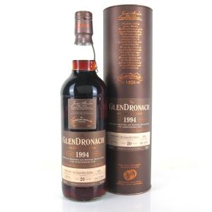 Glendronach 1994 Single Cask 20 Year Old #3400