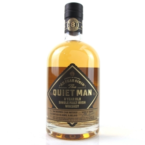 Quiet Man 8 Year Old Single Irish Malt
