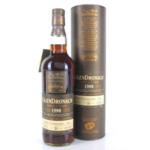 Glendronach 1990 Single Cask 21 Year Old #2969