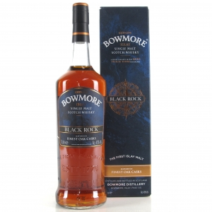 Bowmore Black Rock 1 Litre