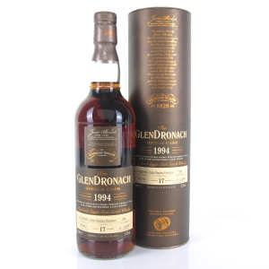 Glendronach 1994 Single Cask 17 Year Old #340
