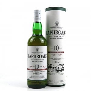 Laphroaig 10 Year Old Cask Strength Batch #006