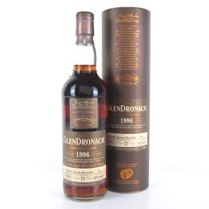 Glendronach 1996 Single Cask 17 Year Old #198