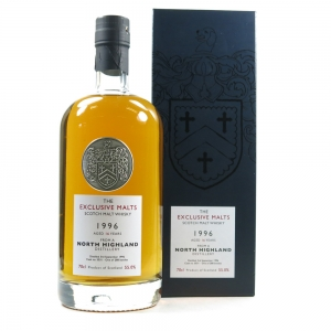 North Highland 1996 Exclusive Malts 16 Year Old