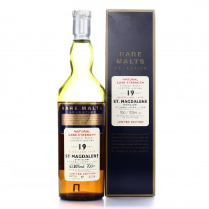 St Magdalene 1979 Rare Malt 19 Year Old / 63.80% - Low Fill Level