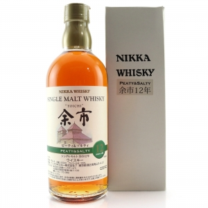 Yoichi 12 Year Old Peaty and Salty 50cl