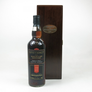 Macallan 1945 Speymalt Gordon and Macphail Front