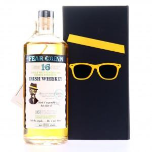 An Fear Grinn 2002 Whiskey Factor 16 Years Old
