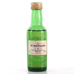St Magdalene 1982 Cadenhead's 10 Year Old Miniature 5cl