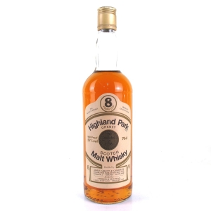 Highland Park 8 Year Old 100 Proof 1980s