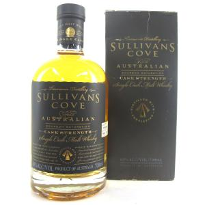 Sullivan's Cove Single Cask #HH0264 / Bourbon Cask