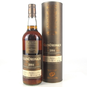 Glendronach 2004 Single Cask 12 Year Old #6629