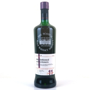 Strathisla 2006 SMWS 11 Year Old 58.21