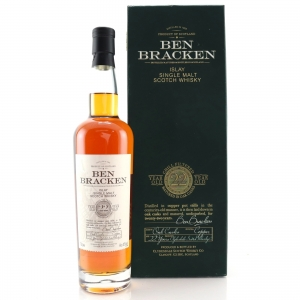 Ben Bracken 1993 22 Year Old Islay Single Malt