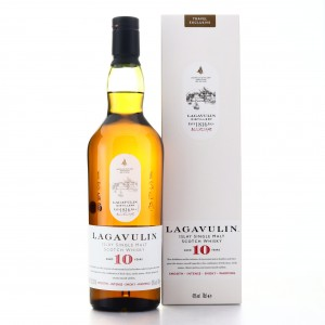 Lagavulin 10 Year Old
