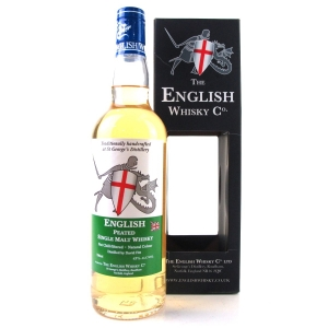 English Whisky Co Peated