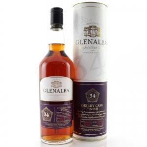 Glenalba 34 Year Old / Sherry Cask Finish