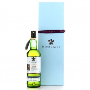 Laphroaig 1998 Highgrove 12 Year Old Single Cask #631