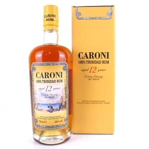 Caroni 2000 12 Year Old 100 Proof