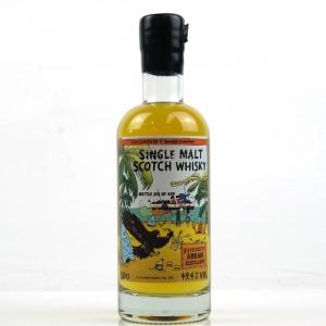 Arran That Boutique-y Whisky Batch #2