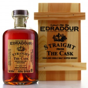 Edradour 2006 Straight from the Cask 10 Year Old 50cl