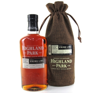 Highland Park 2003 Single Cask 13 Year Old #5734 / Viking Line