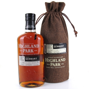 Highland Park 2002 Single Cask 13 Year Old #6353 / Germany Exclusive