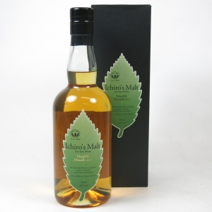 Ichiro's Malt Double Distilleries / Hanyu and Chichibu Front