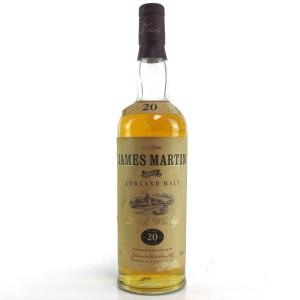 James Martin 20 Year Old Lowland Single Malt