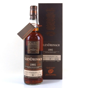 Glendronach 1995 Single Cask 20 Year Old #3047