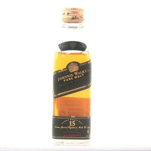 Johnnie Walker Green Label 15 Year Old Miniature 5cl