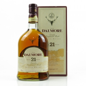 Dalmore 21 Year Old US Import 75cl