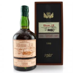 Rhum J.M 1998 15 Year Old Martinique Rum